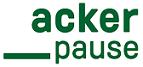 Ackerpause Logo